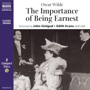 A report on oscar wildes play the importance of being ernest and a class production of it