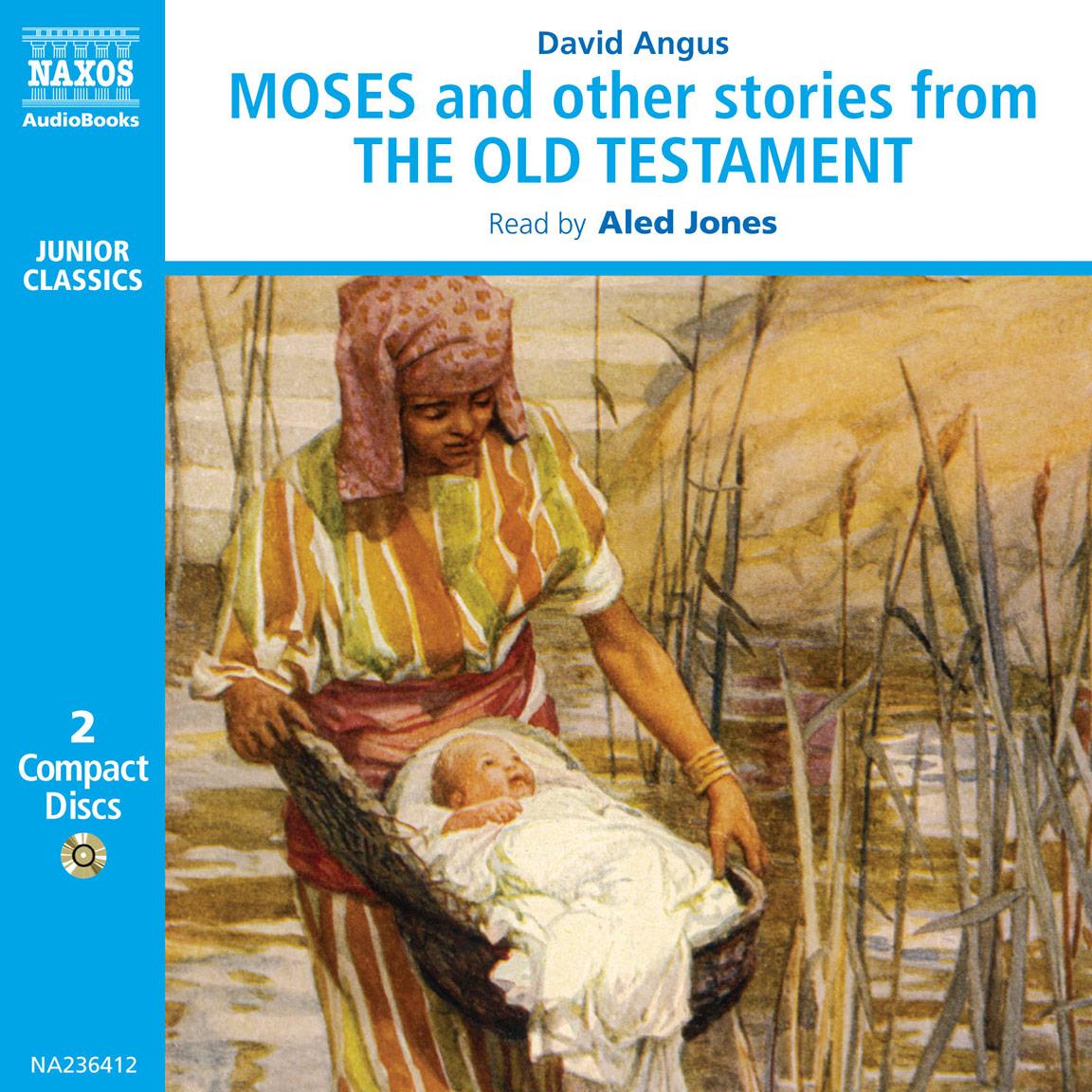 Moses (unabridged)