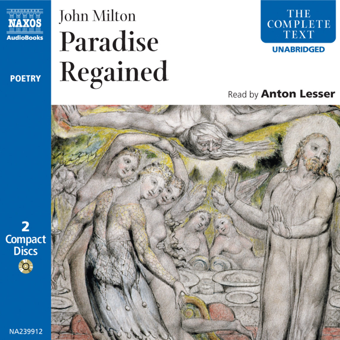 Paradise Regained (unabridged)