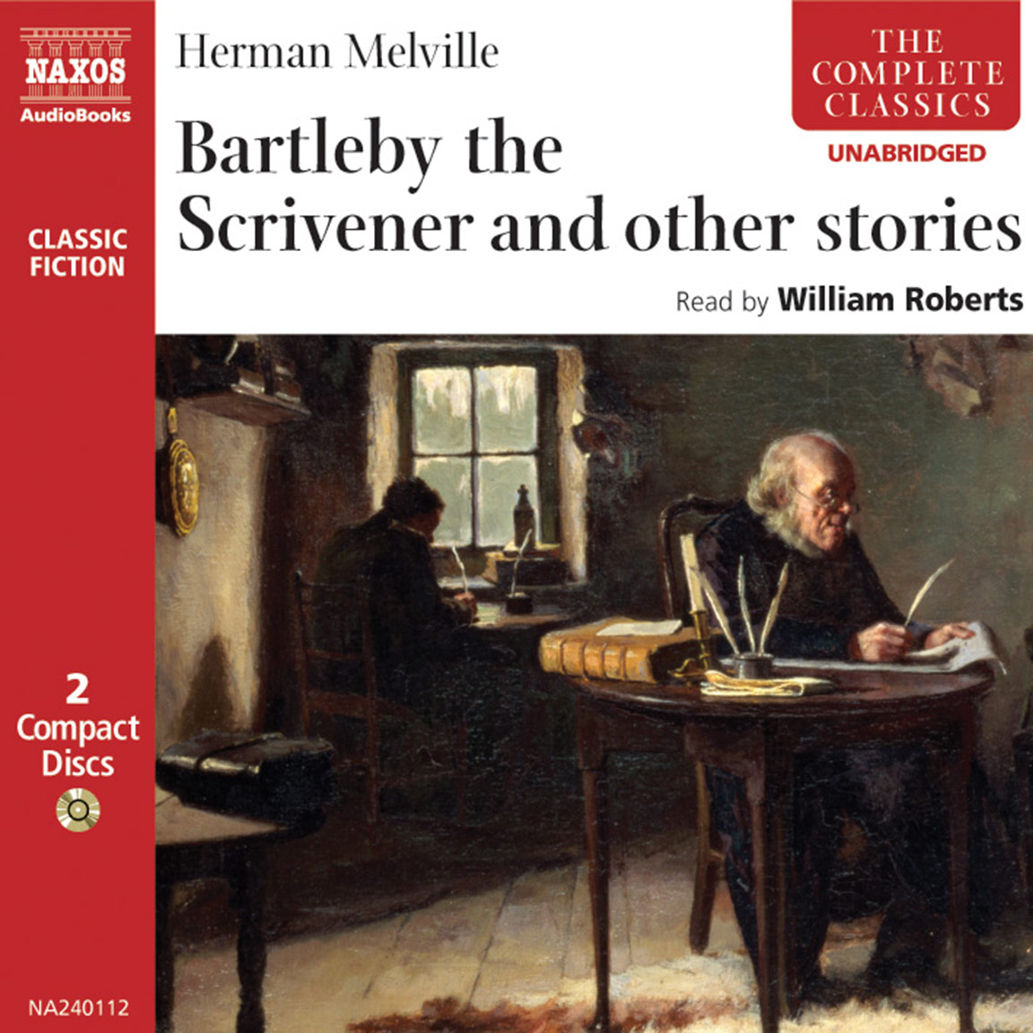 bartleby the scrivener and other stories unabridged naxos  bartleby the scrivener and other stories unabridged naxos audiobooks