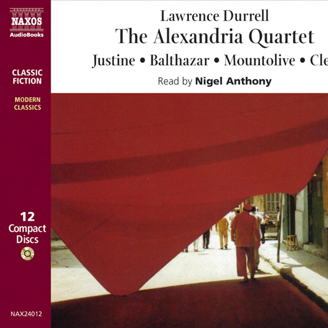 Alexandria Quartet