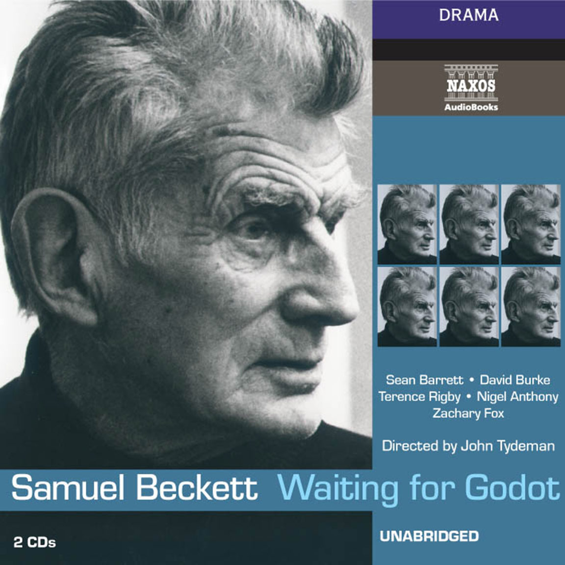 Waiting for Godot (unabridged)
