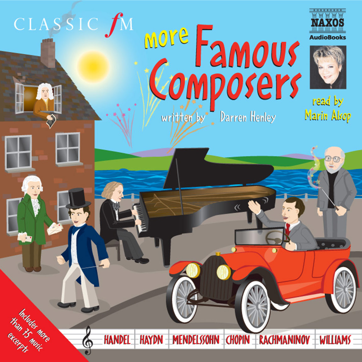 More Famous Composers (unabridged)