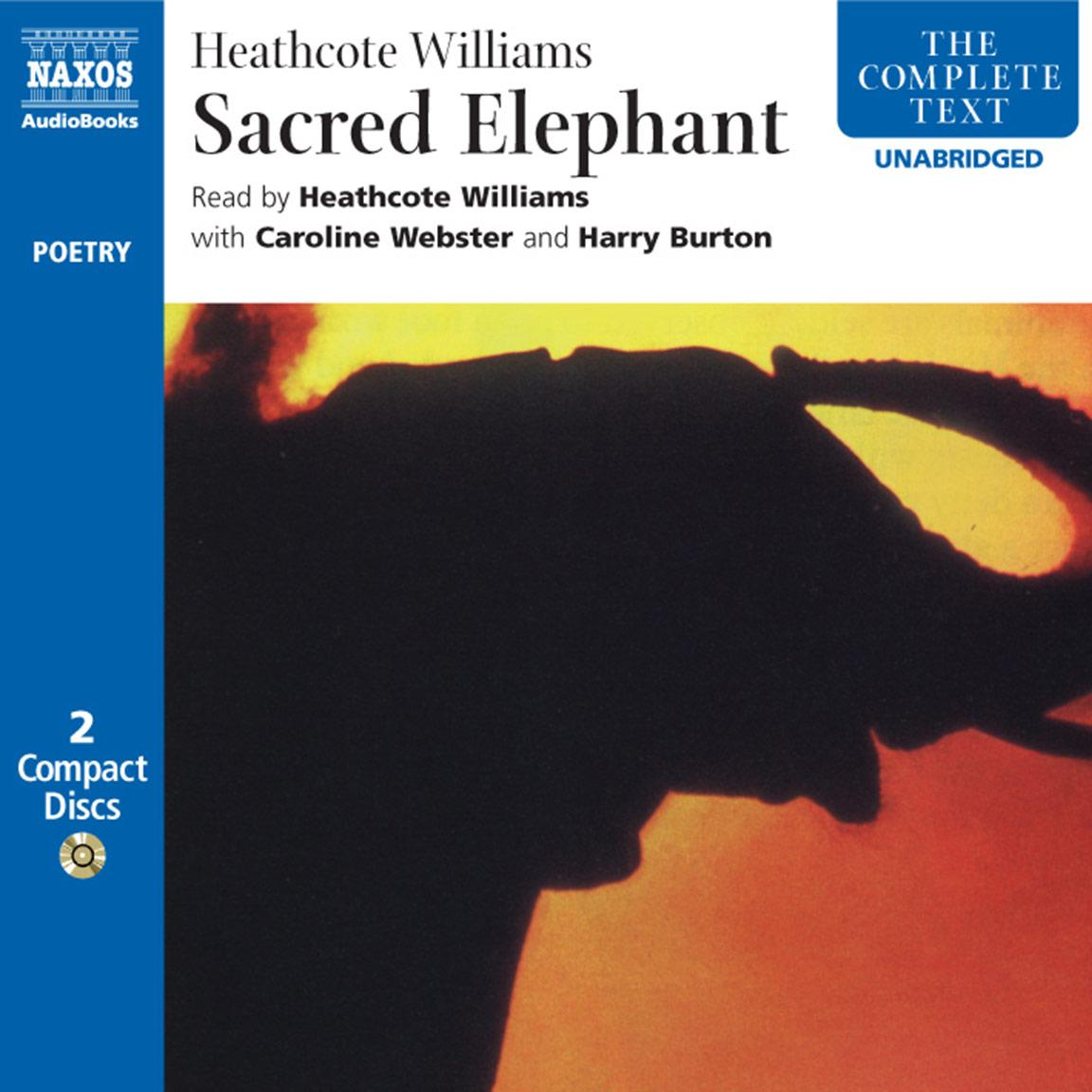 Sacred Elephant (unabridged)