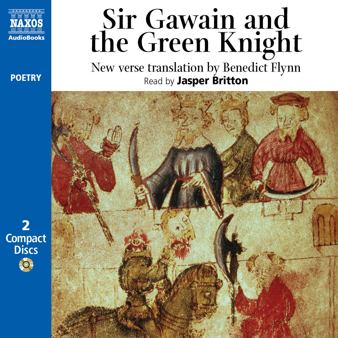 Sir Gawain and the Green Knight (unabridged)