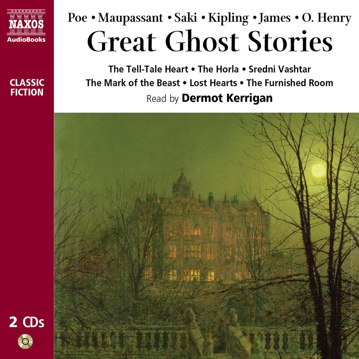 Great Ghost Stories (unabridged)