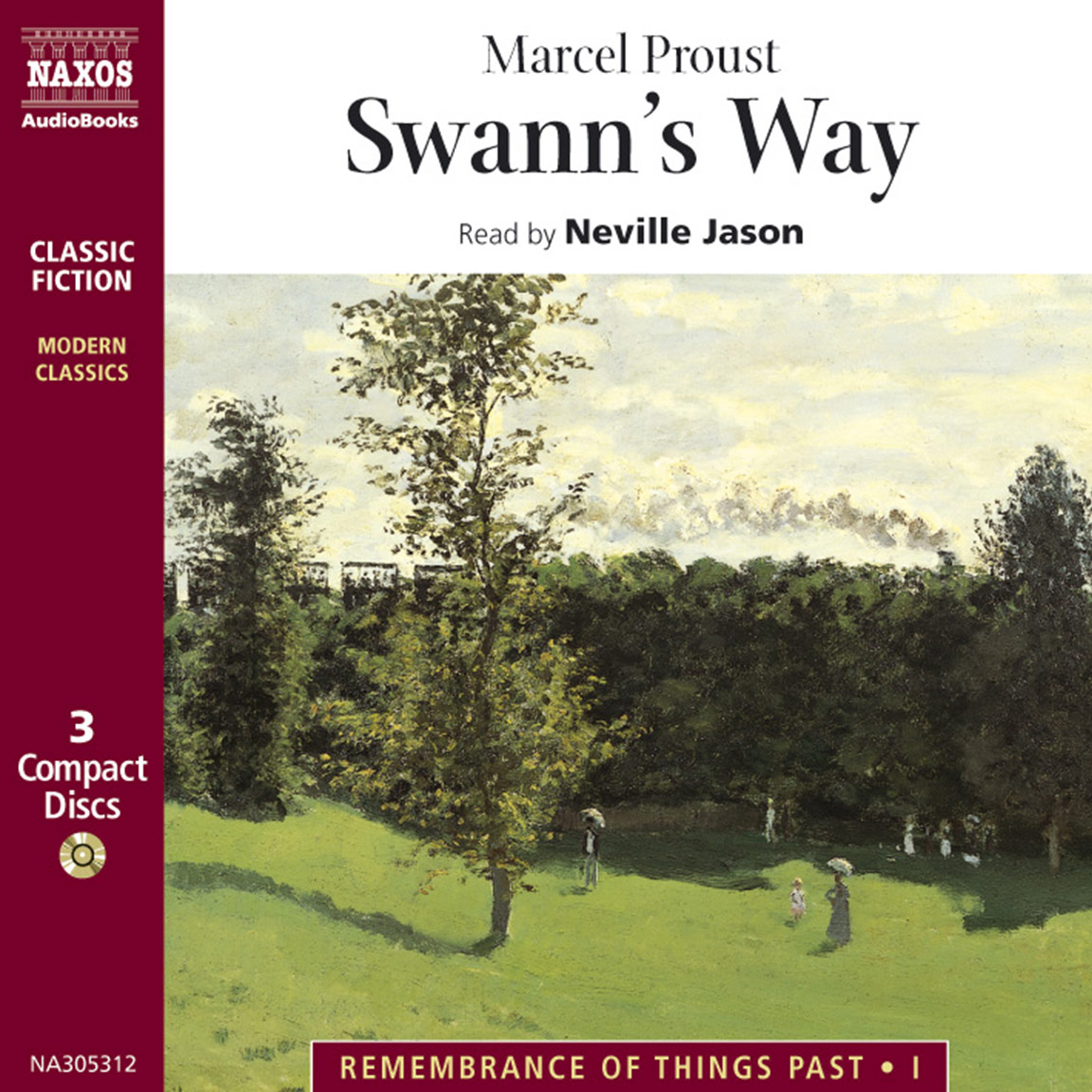 Swann's Way (abridged)