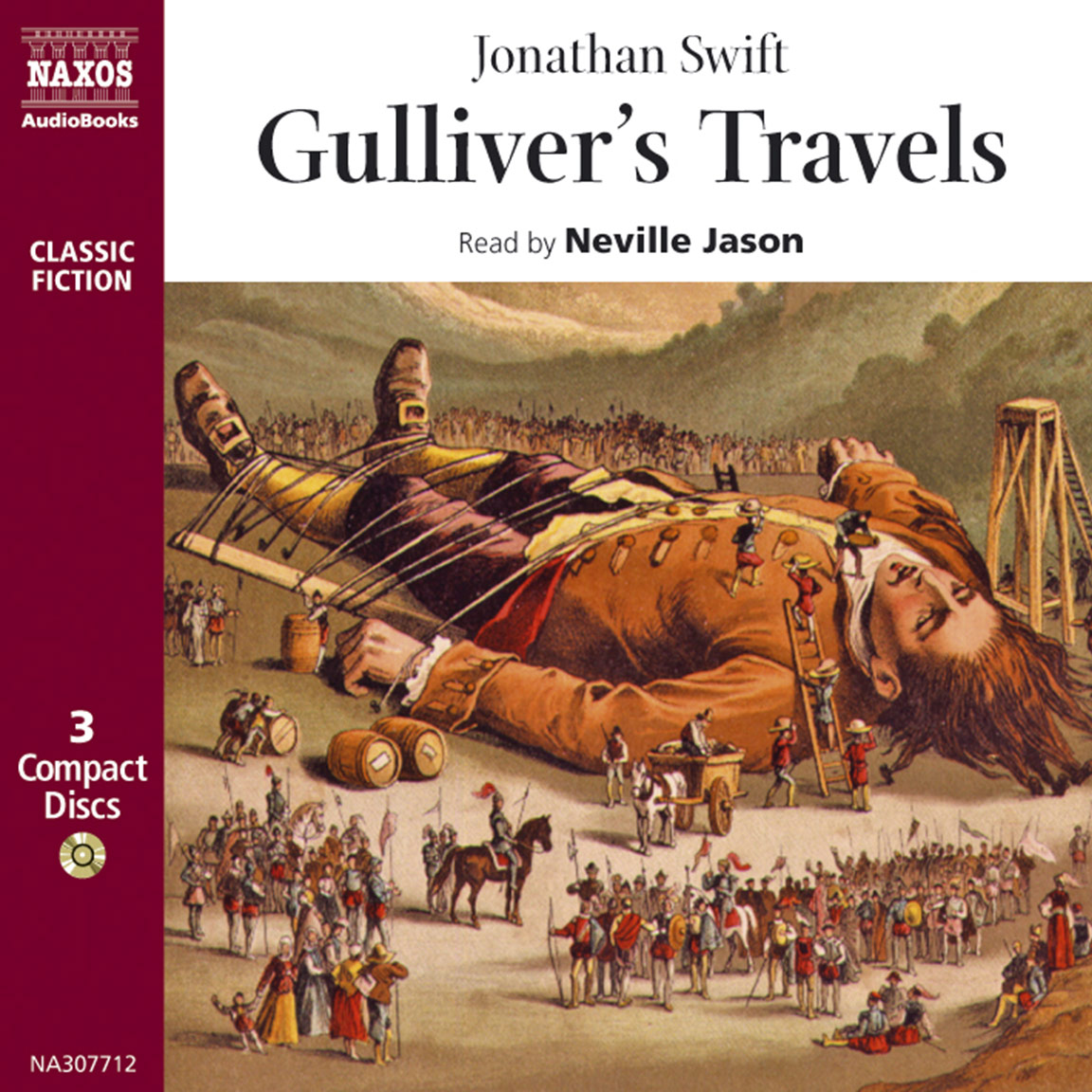 gullivers travels one of the best satires in modern history by jonathan swift It is one of the great satires in world  jonathan swift by  gulliver's account of his country and its history to the king of brobdingnag leads the.