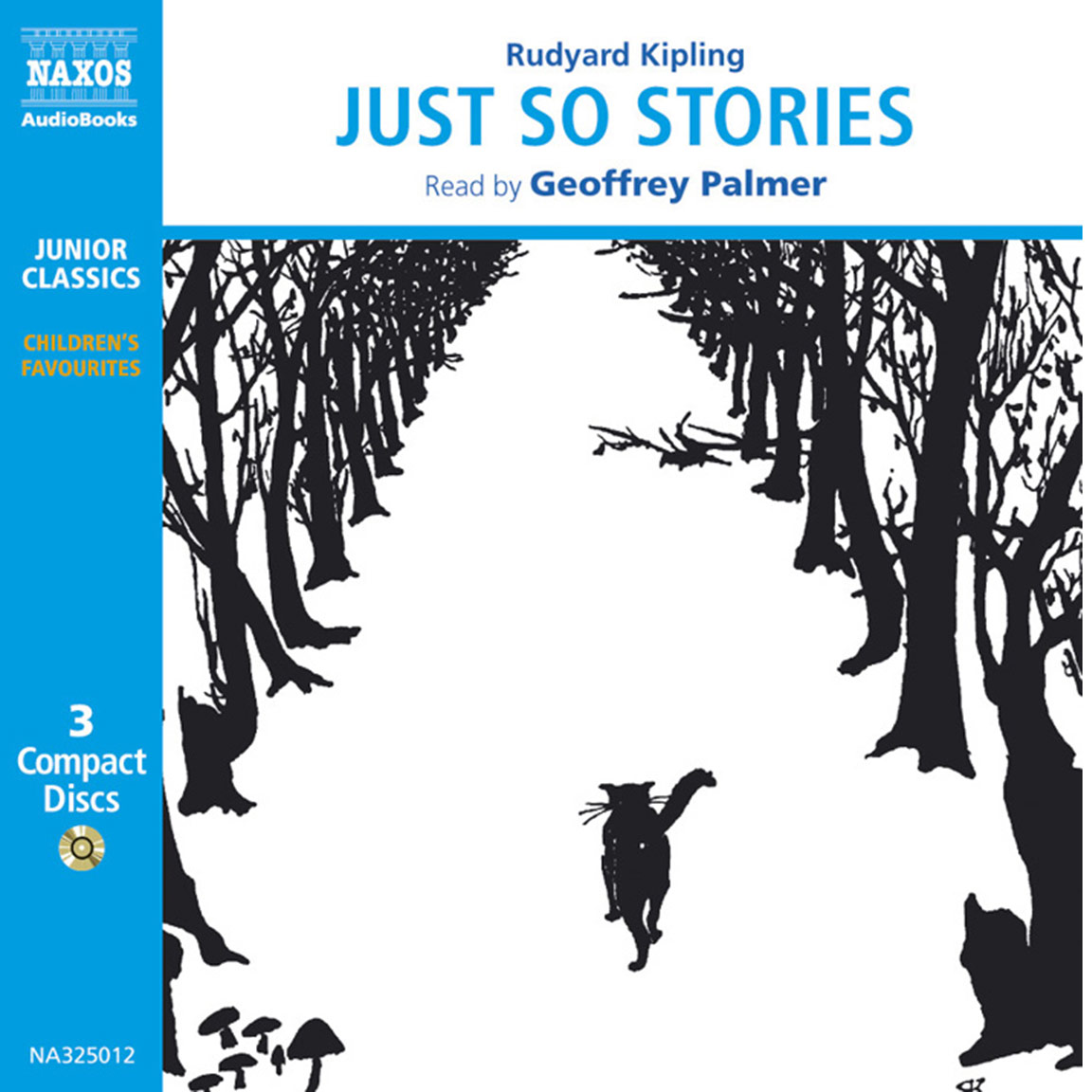 Just So Stories (unabridged)