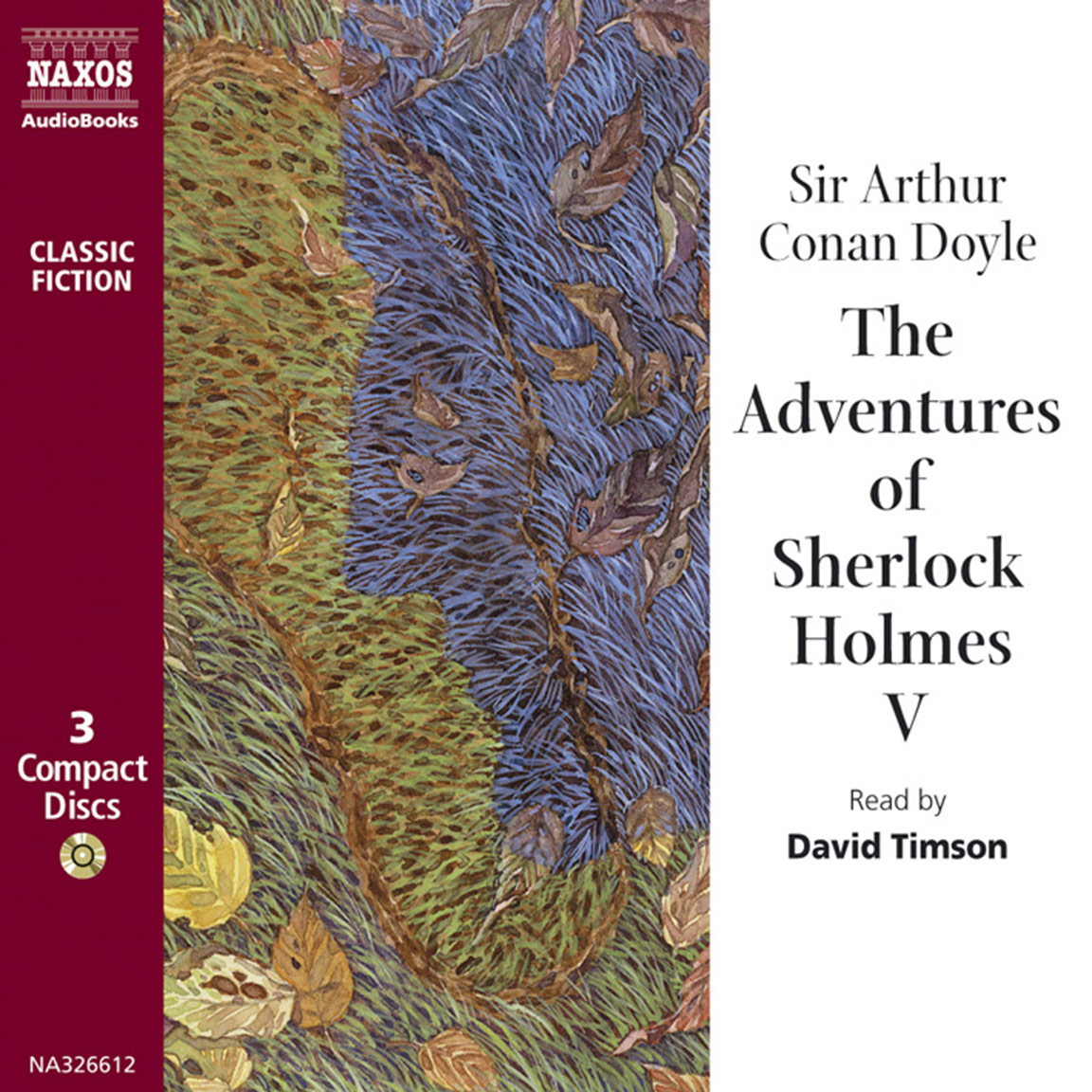 Adventures of Sherlock Holmes– VolumeV