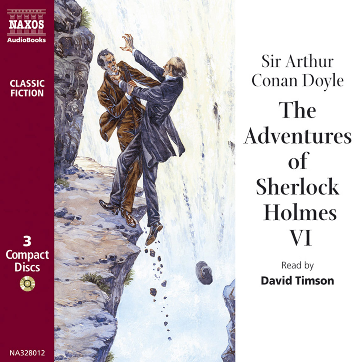 Adventures of Sherlock Holmes– VolumeVI