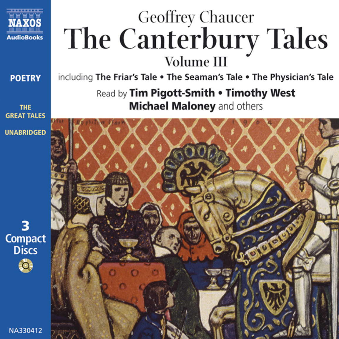 an analysis of the character of the friar in canterbury tales by geoffrey chaucer