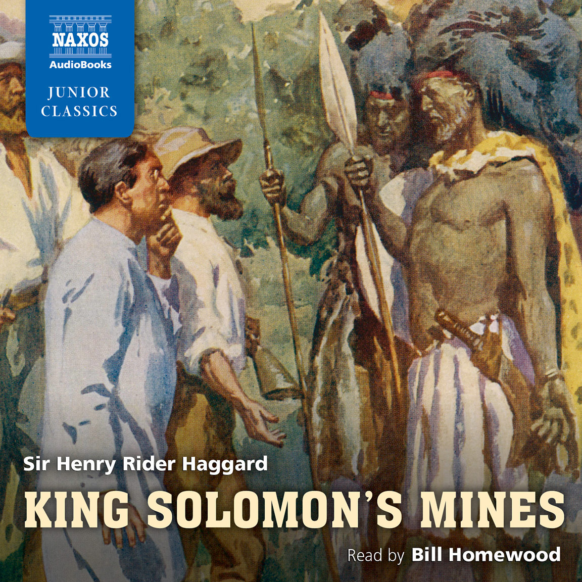 King Solomon's Mines (abridged)