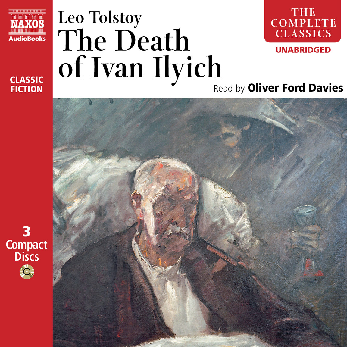 death of ivan ilyich the unabridged naxos audiobooks
