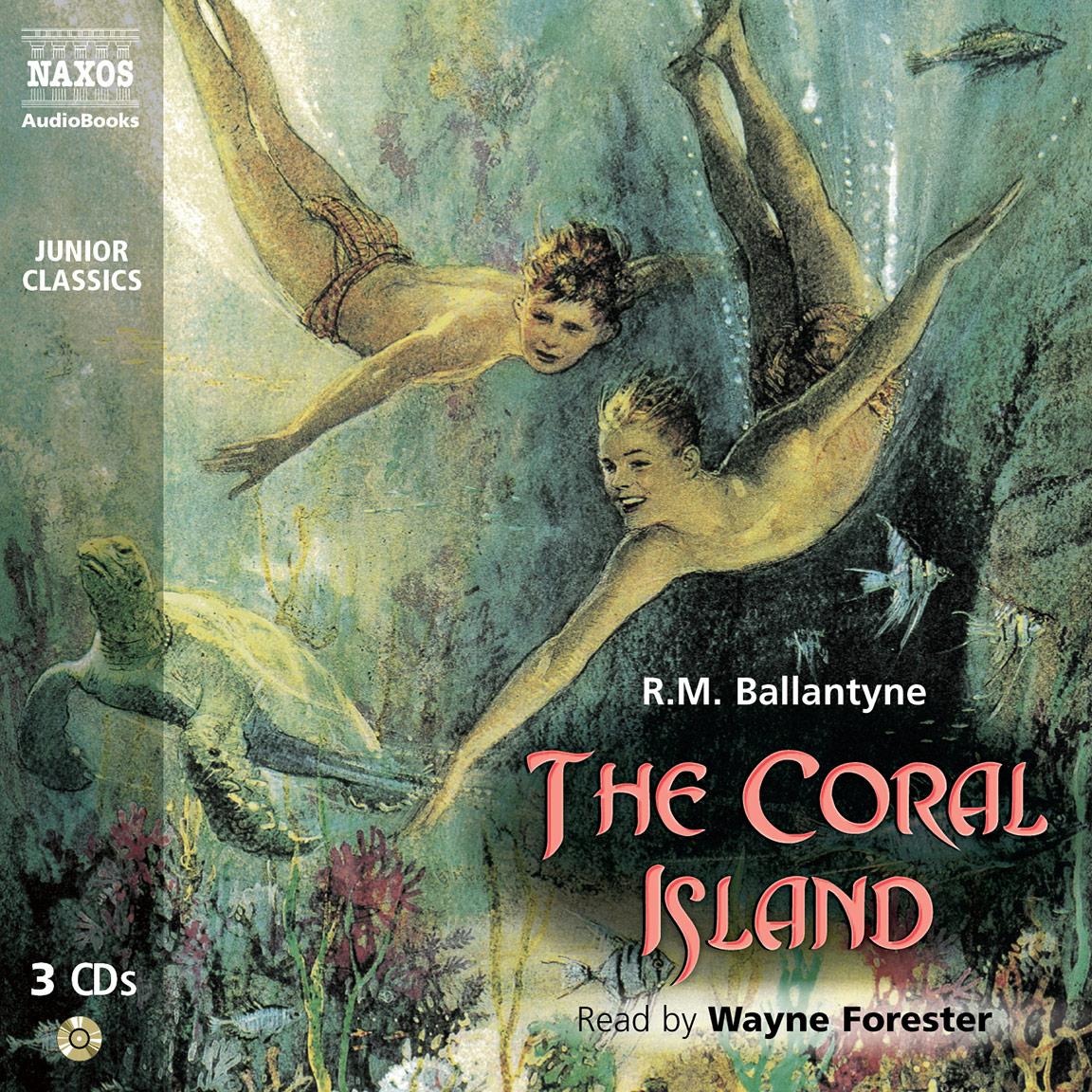 Coral Island Book
