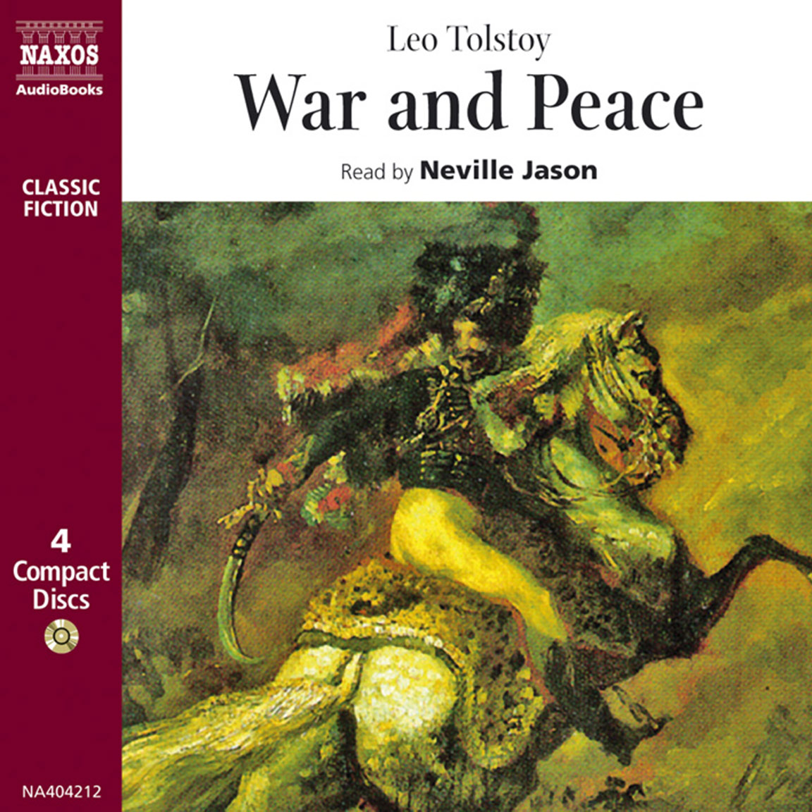 War and Peace (abridged)