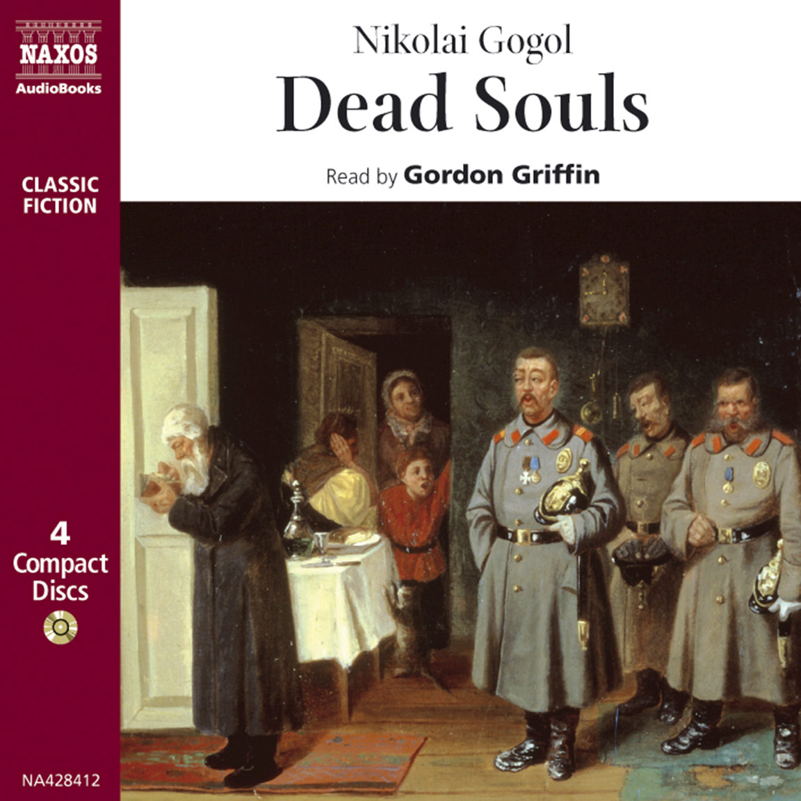 Dead Souls (abridged)