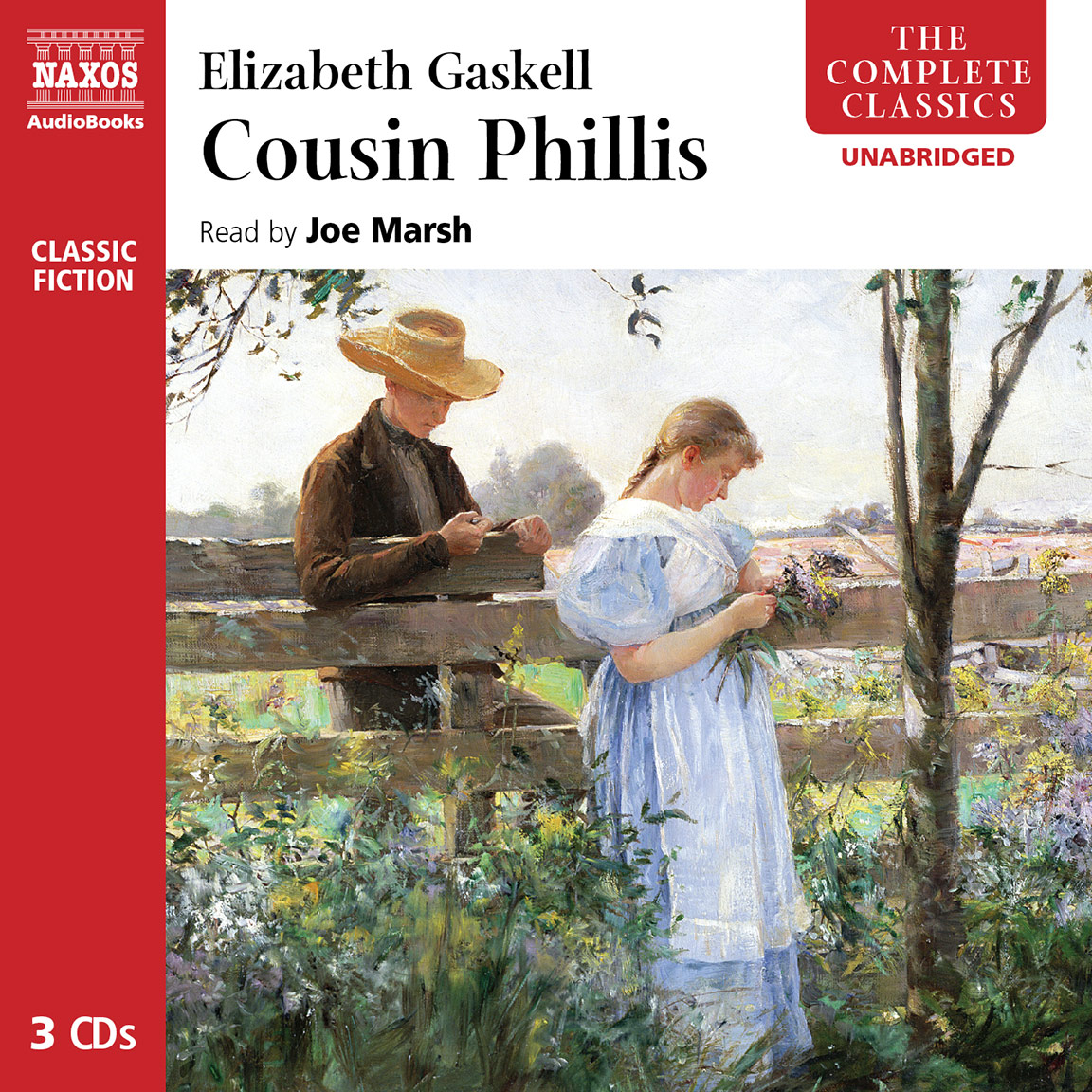 Cousin Phillis (unabridged)