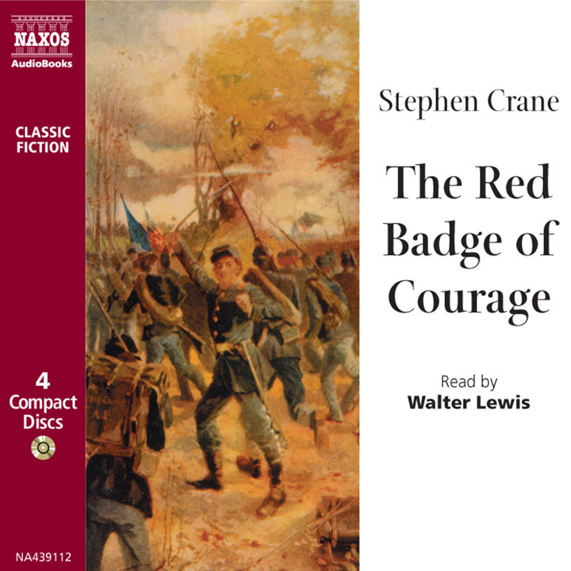 red badge of courage research paper The red badge of courage stephen crane the red badge of courage essays are academic essays for citation these papers were written primarily by students and provide critical analysis of red badge of courage by stephen crane.