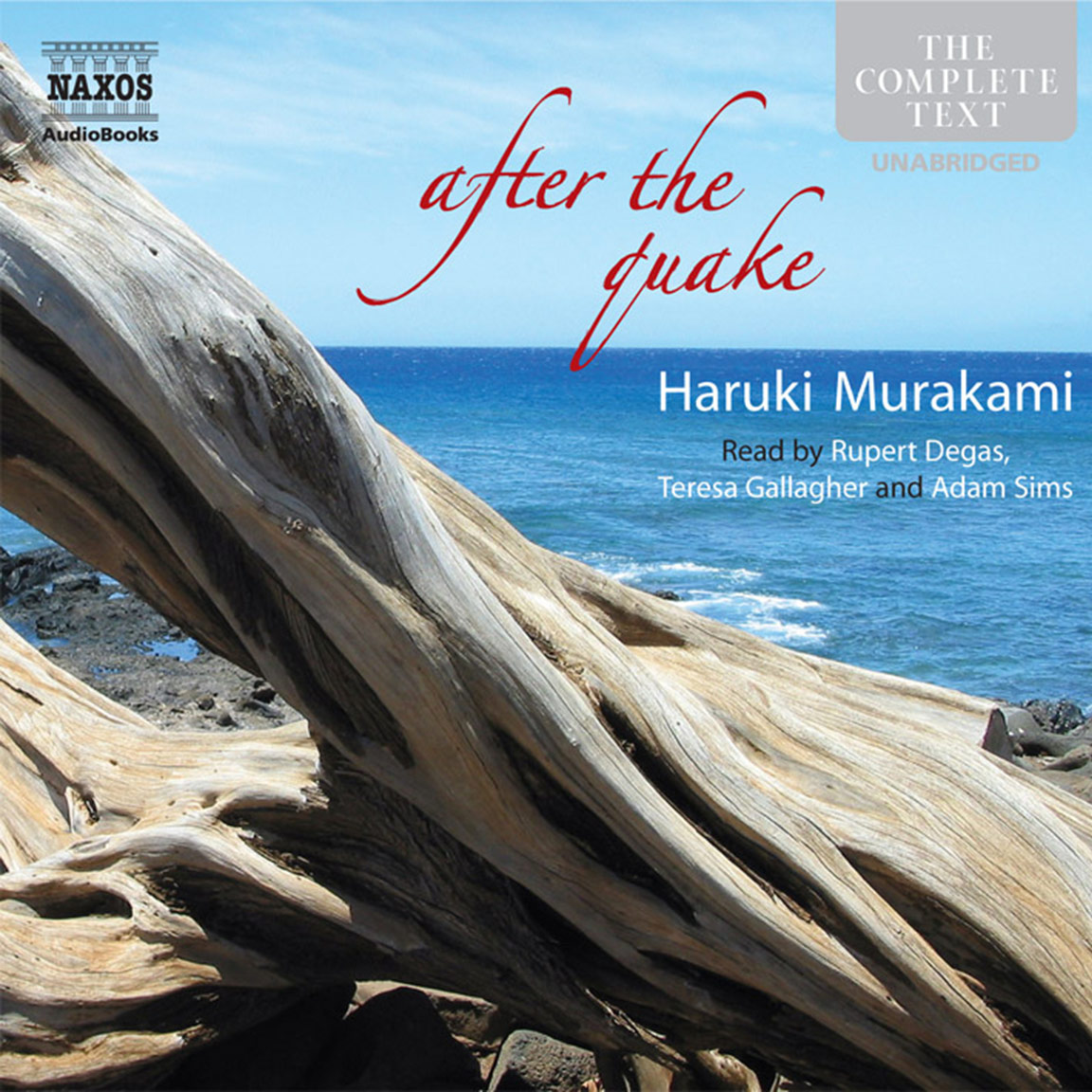 after the quake (unabridged)