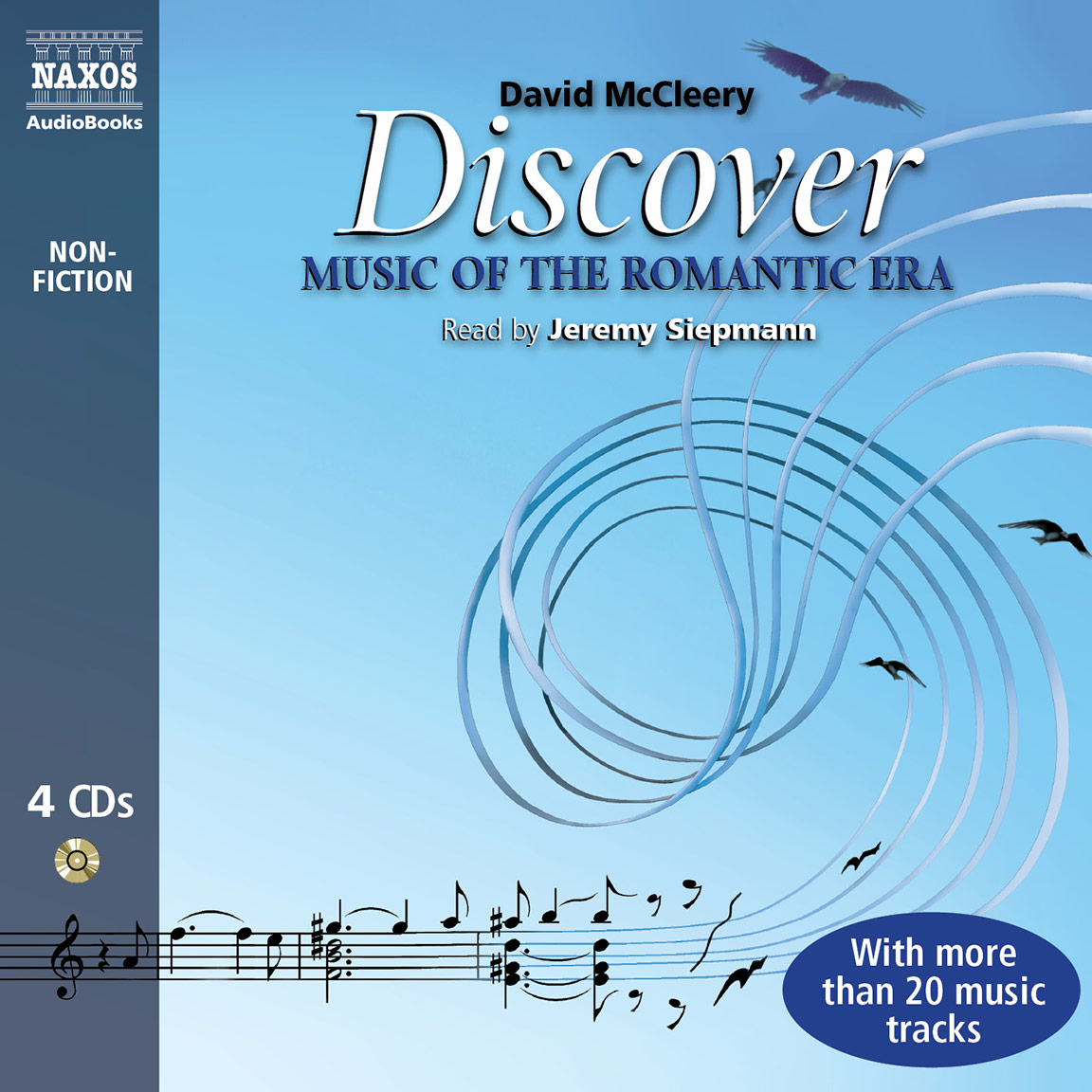 Discover Music of the Romantic Era (unabridged)