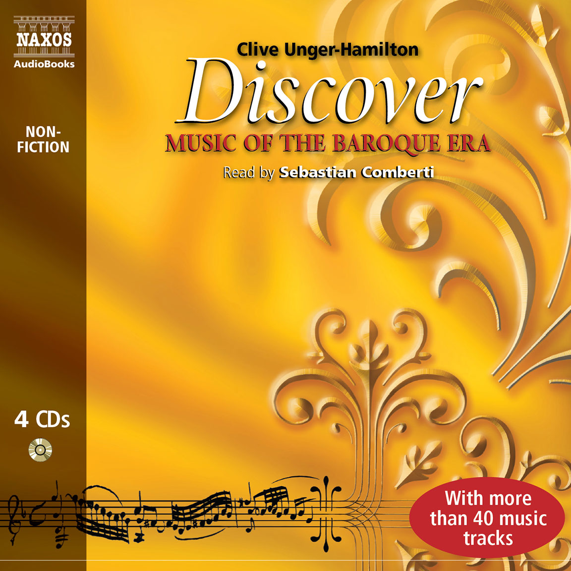 Discover Music of the Baroque Era (unabridged)