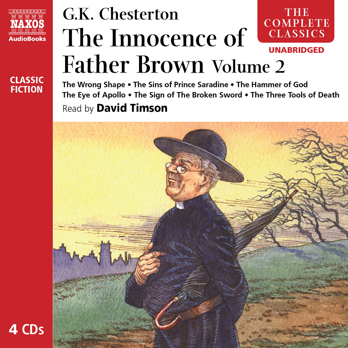 Innocence of Father Brown– Volume2