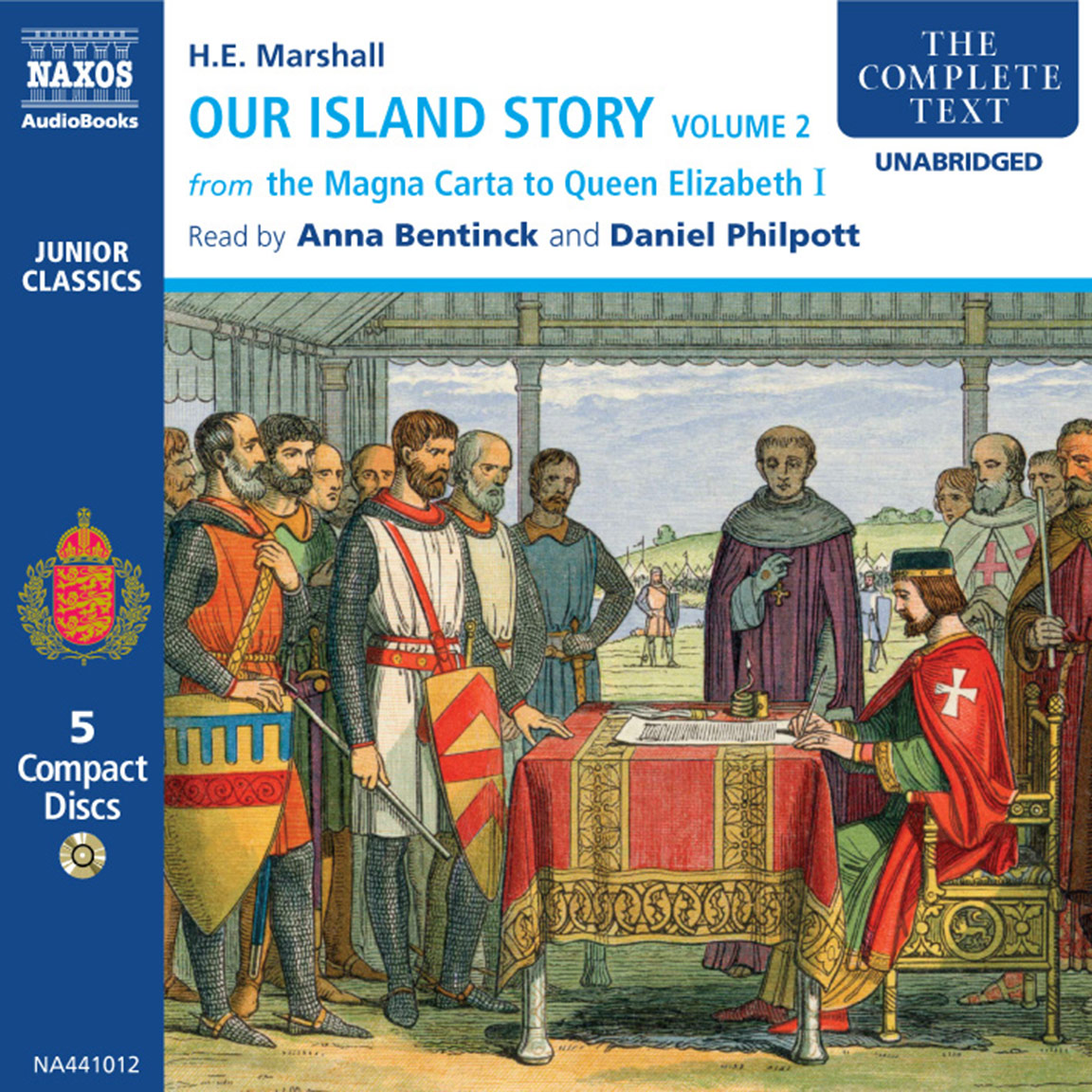 Our Island Story – Volume 2 (unabridged)