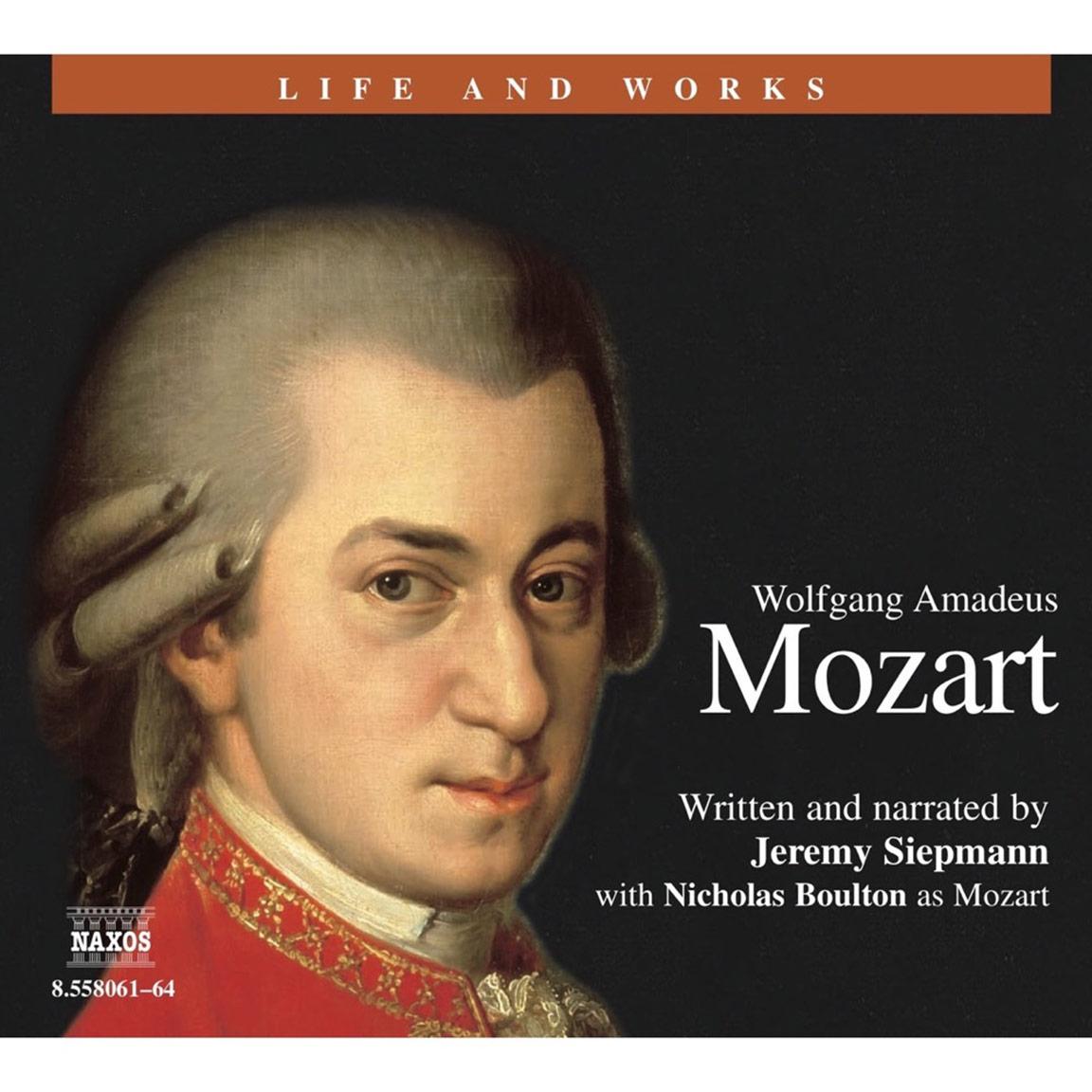 Mozart Lettere: Mozart, Wolfgang Amadeus (unabridged)