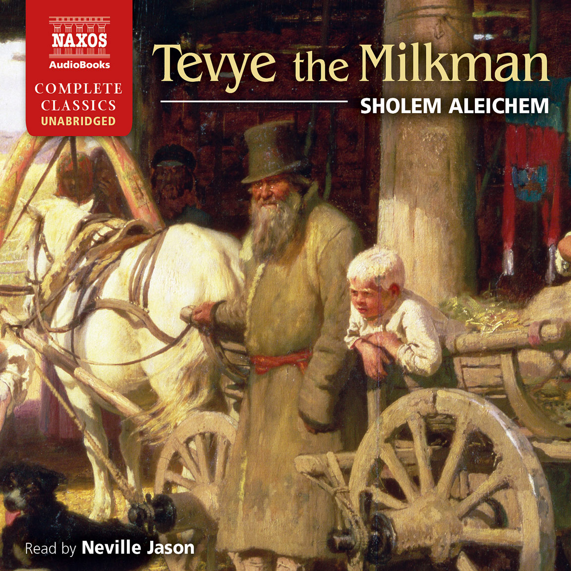 Tevye the Milkman (unabridged)