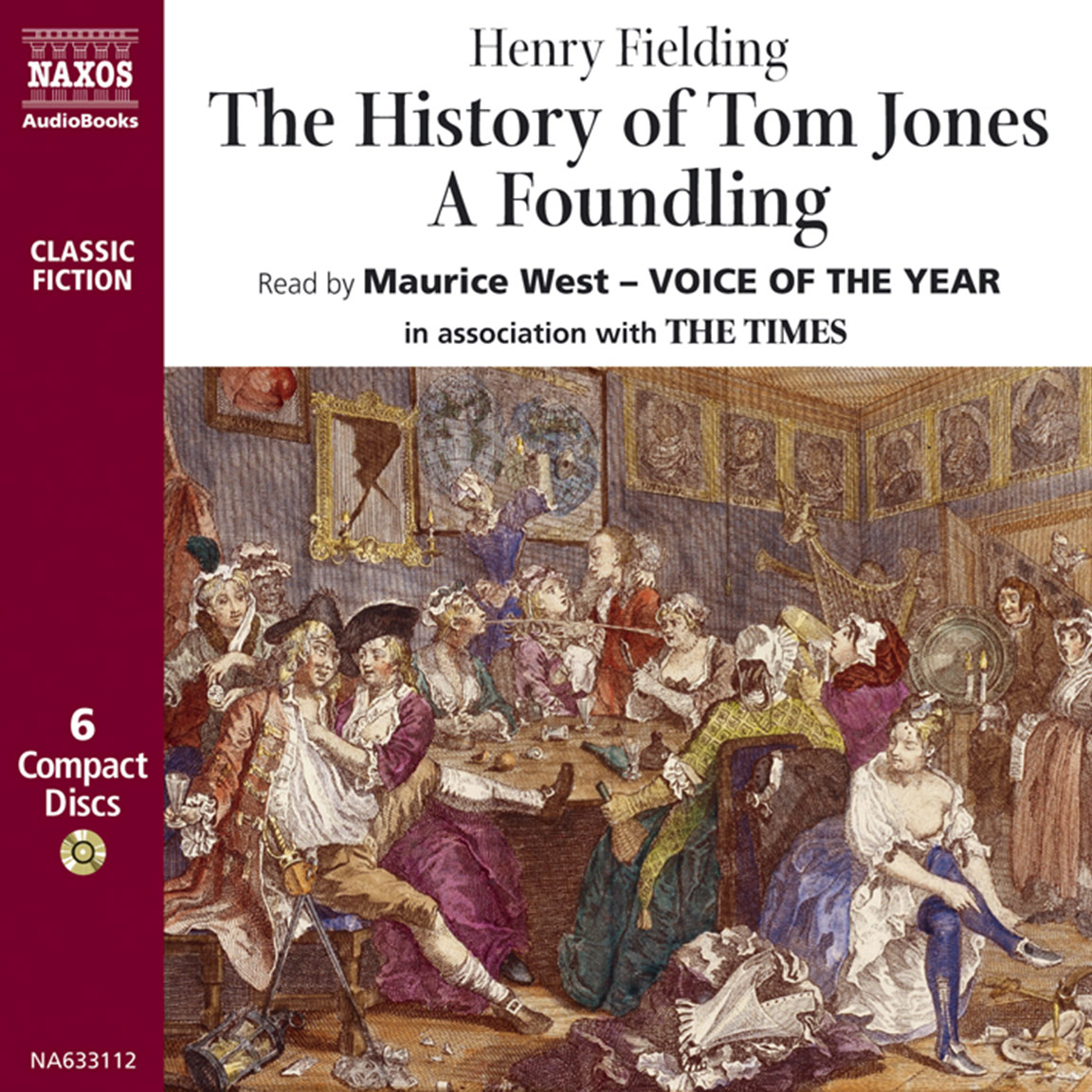 an introduction to the history of tom jones a founding by henry fielding
