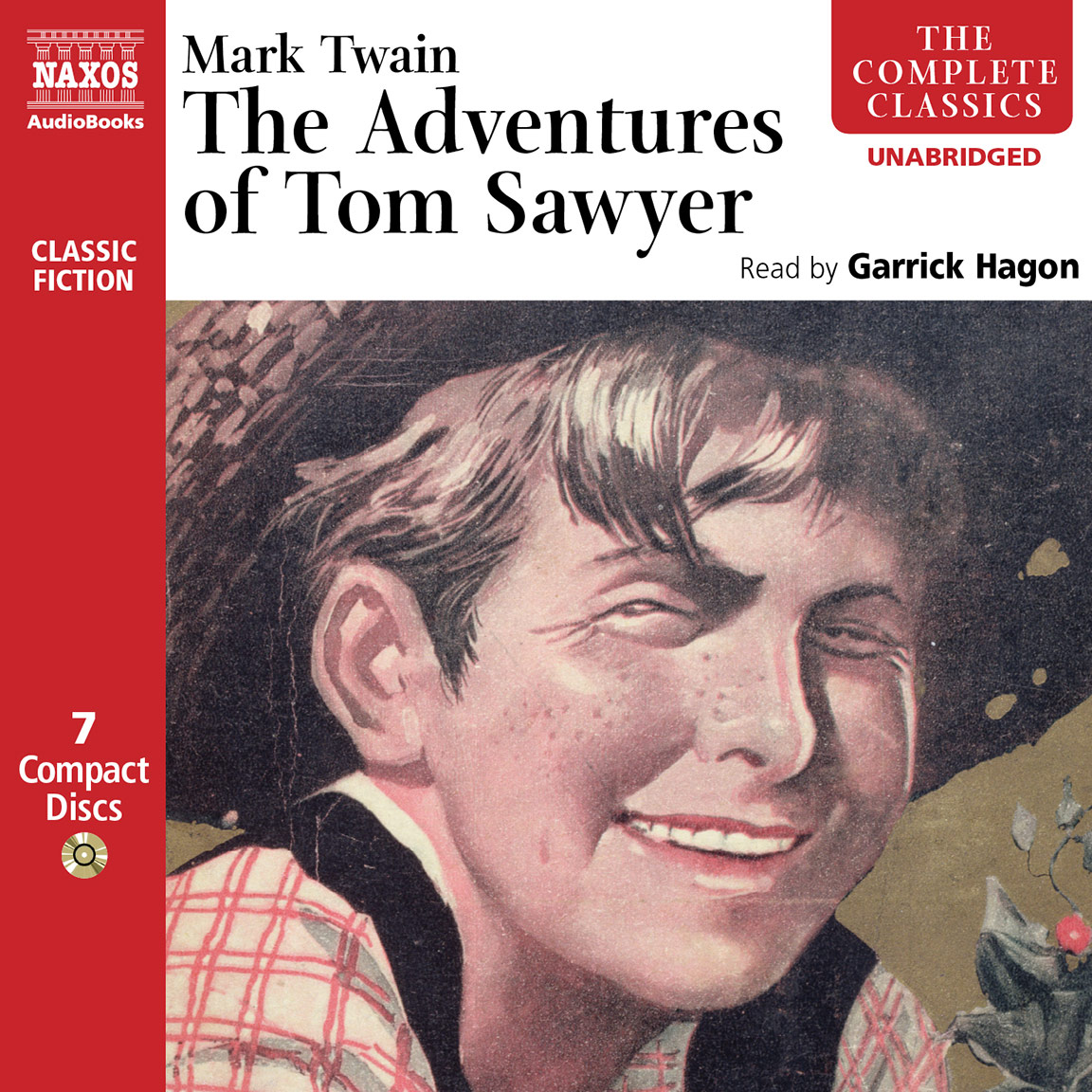 a description of tom sawyer who lives with his aunt polly Adventures of huckleberry finn by mark although she's around a lot more in the adventures of tom sawyer, aunt polly shows us that she's one sharp lady in her.
