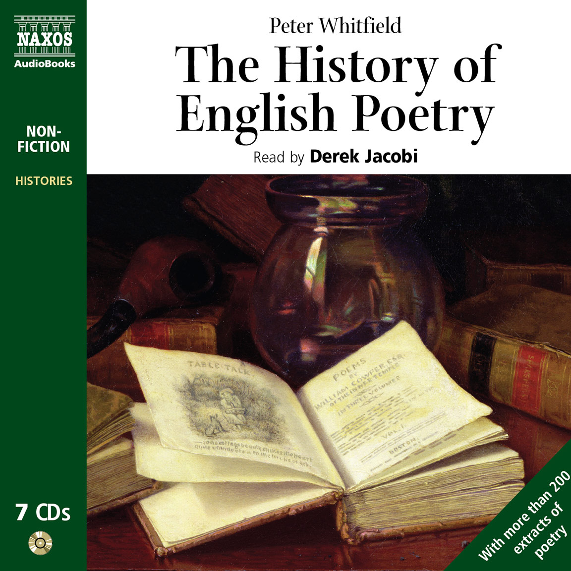 History Of English Poetry The Unabridged  Naxos Audiobooks  Essay For Science also Buy A Business Plan Uk  English Essays For High School Students
