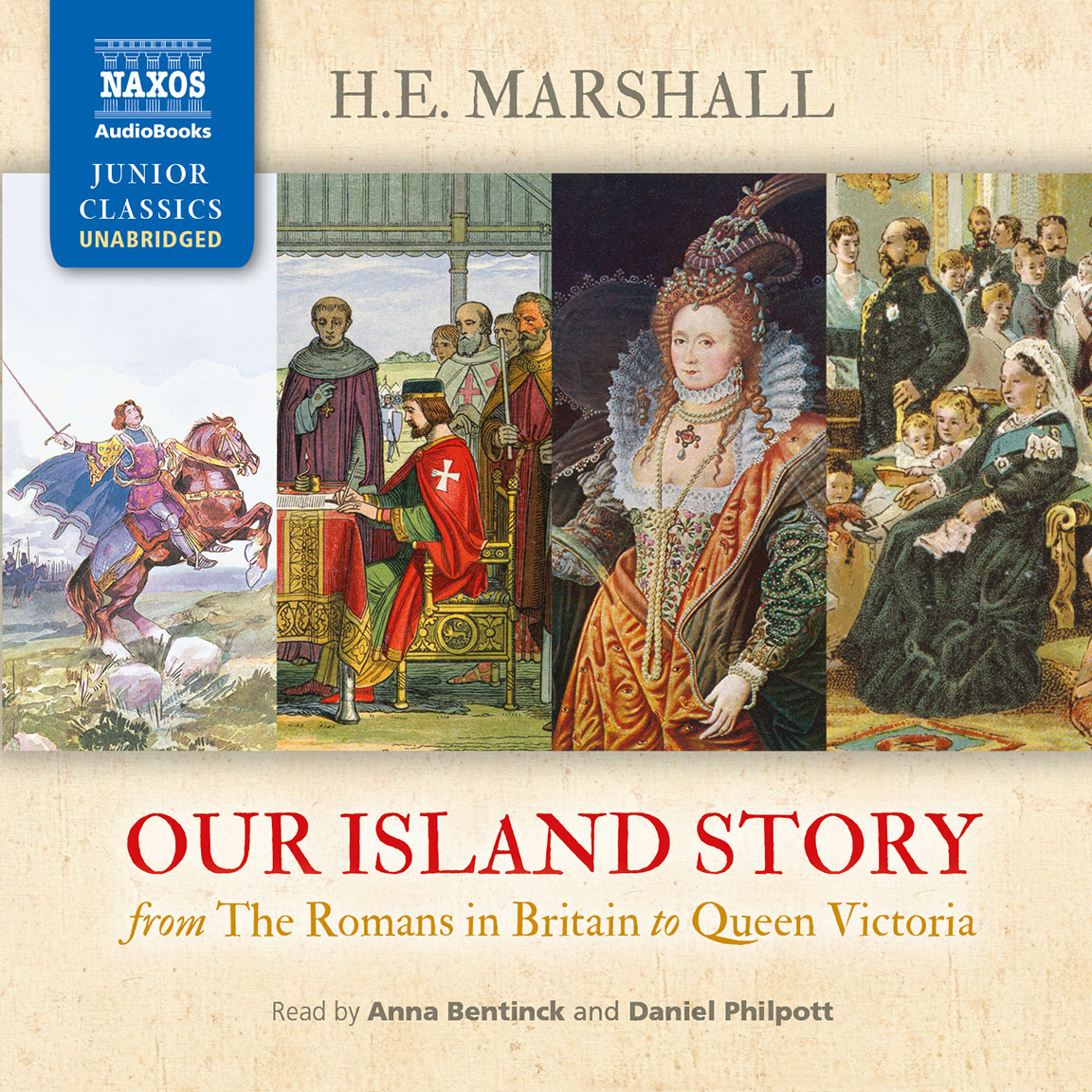 Our Island Story (complete) (unabridged)