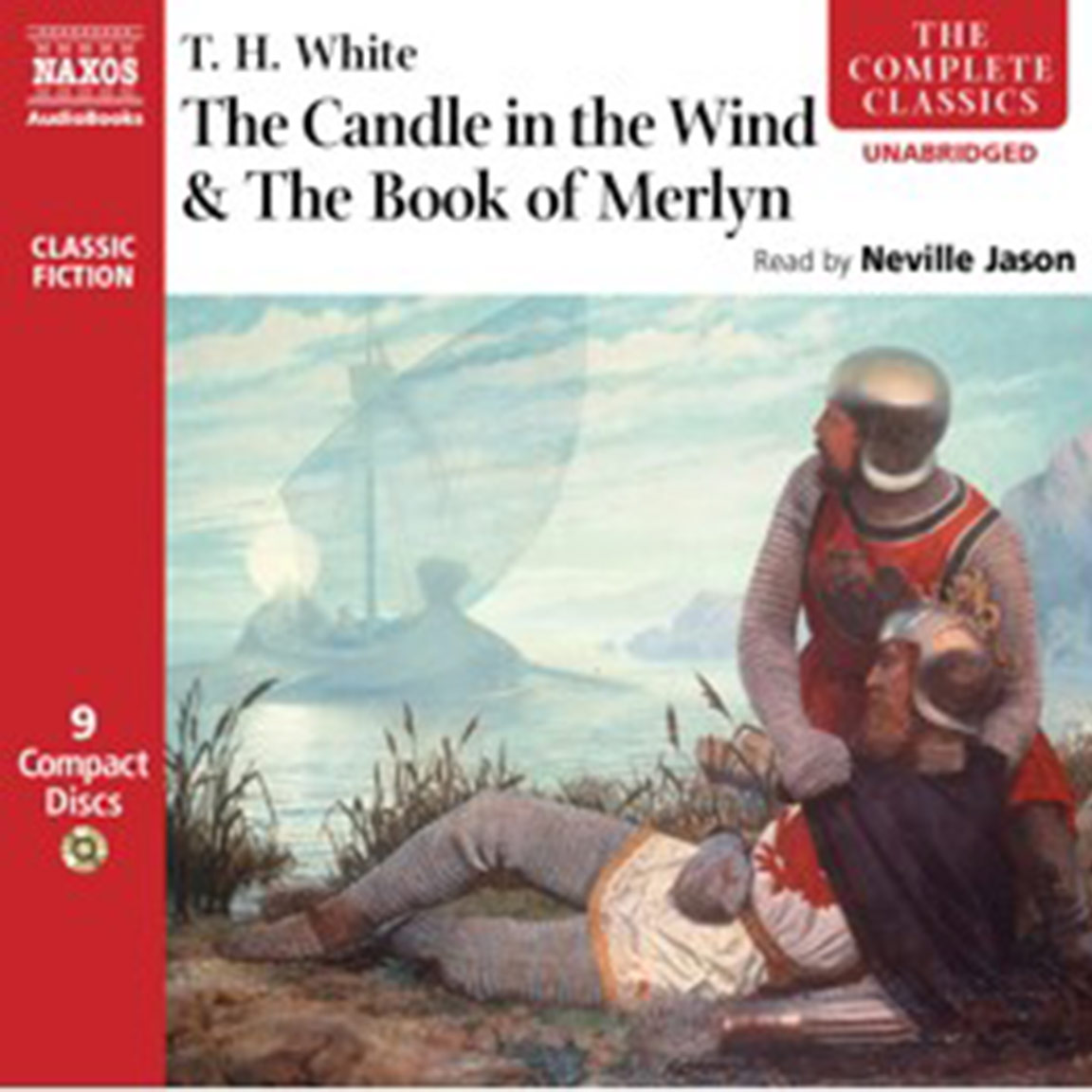 Candle in the Wind & The Book of Merlyn