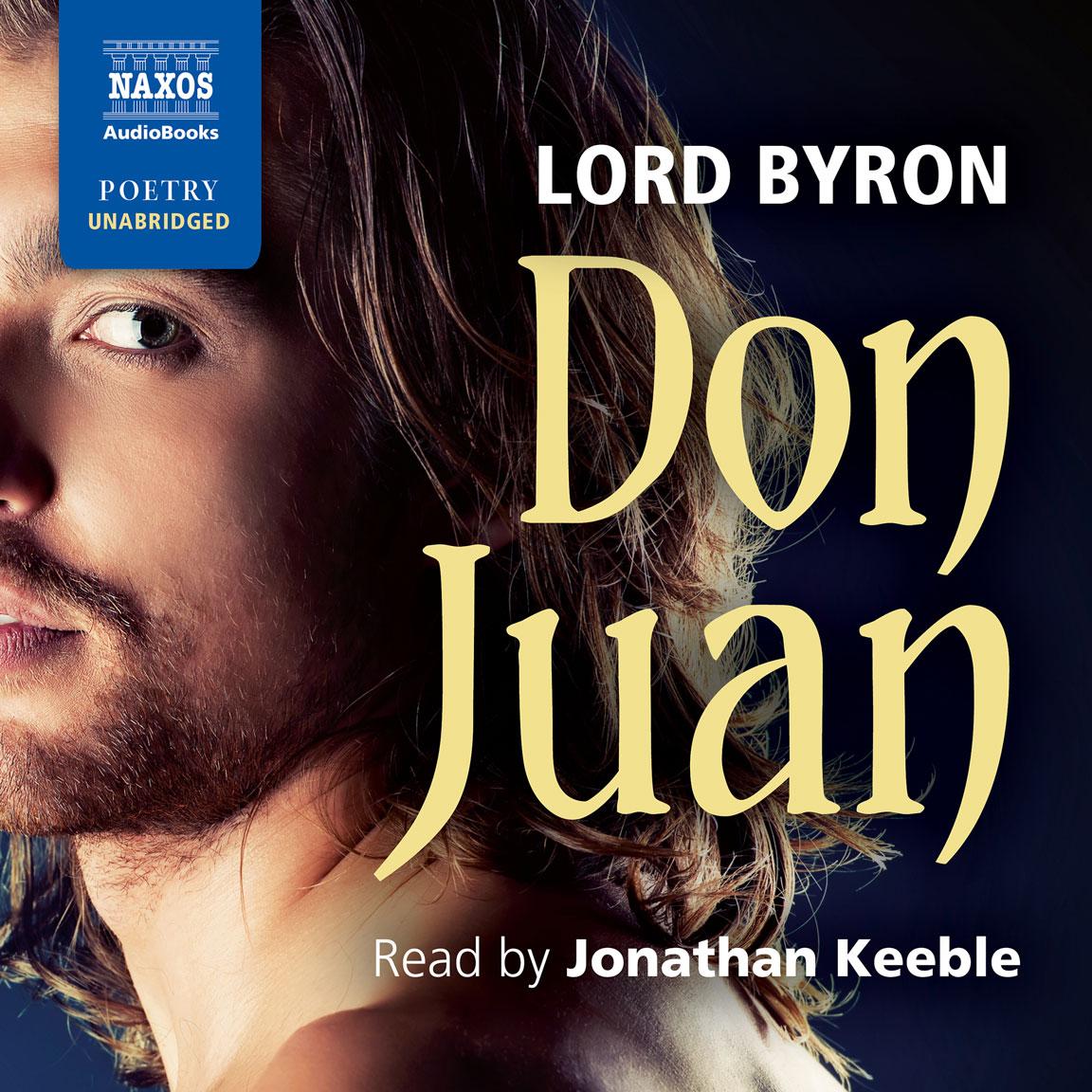 Don Juan Unabridged Naxos Audiobooks