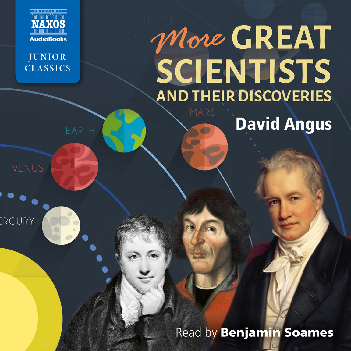 More Great Scientists and Their Discoveries (unabridged ...