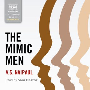 The Mimic Men (unabridged)
