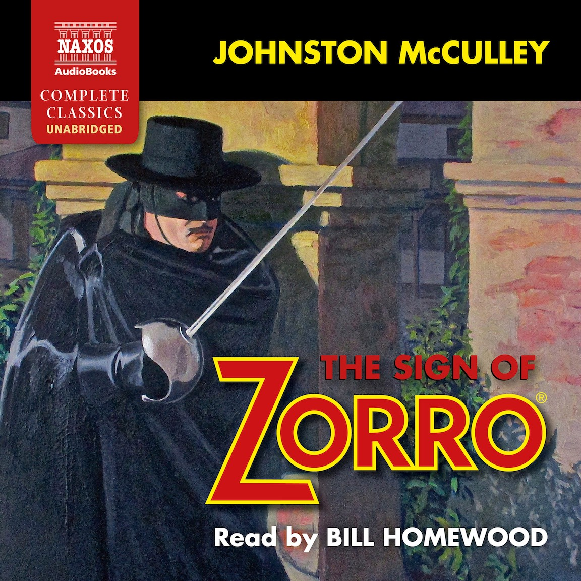 The Sign of Zorro (unabridged)