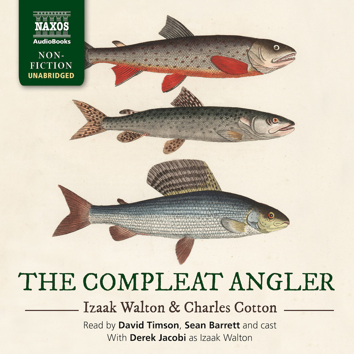 The Compleat Angler (unabridged)