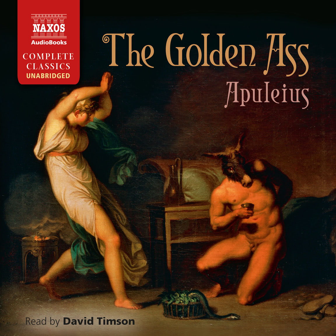 The Golden Ass (unabridged)