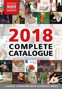Naxos AudioBooks Catalogue 2018