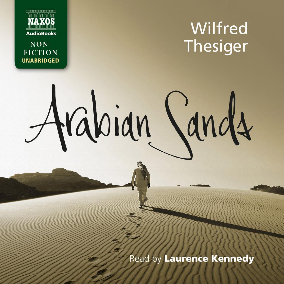 Arabian Sands (unabridged)