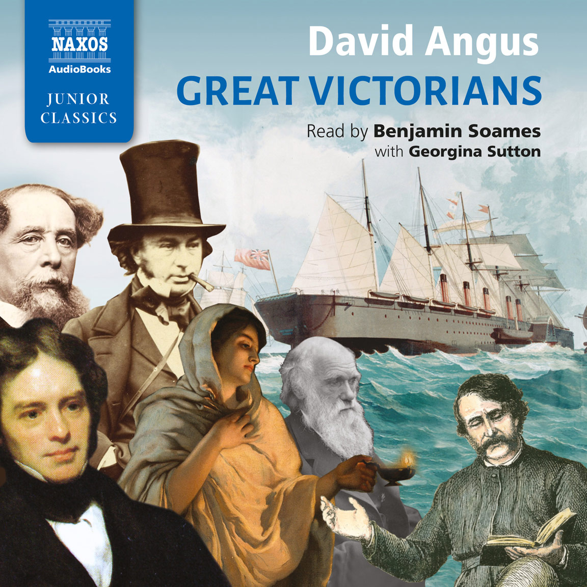 Great Victorians (unabridged)