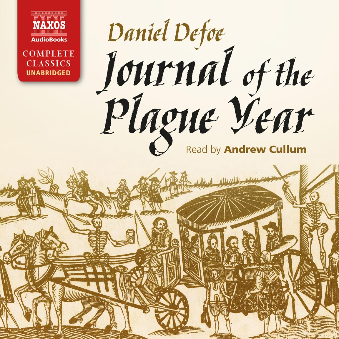 Journal of the Plague Year (unabridged)