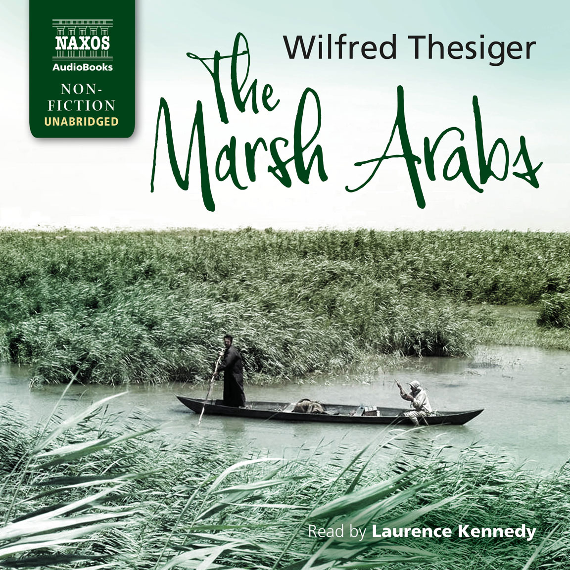 The Marsh Arabs (unabridged)