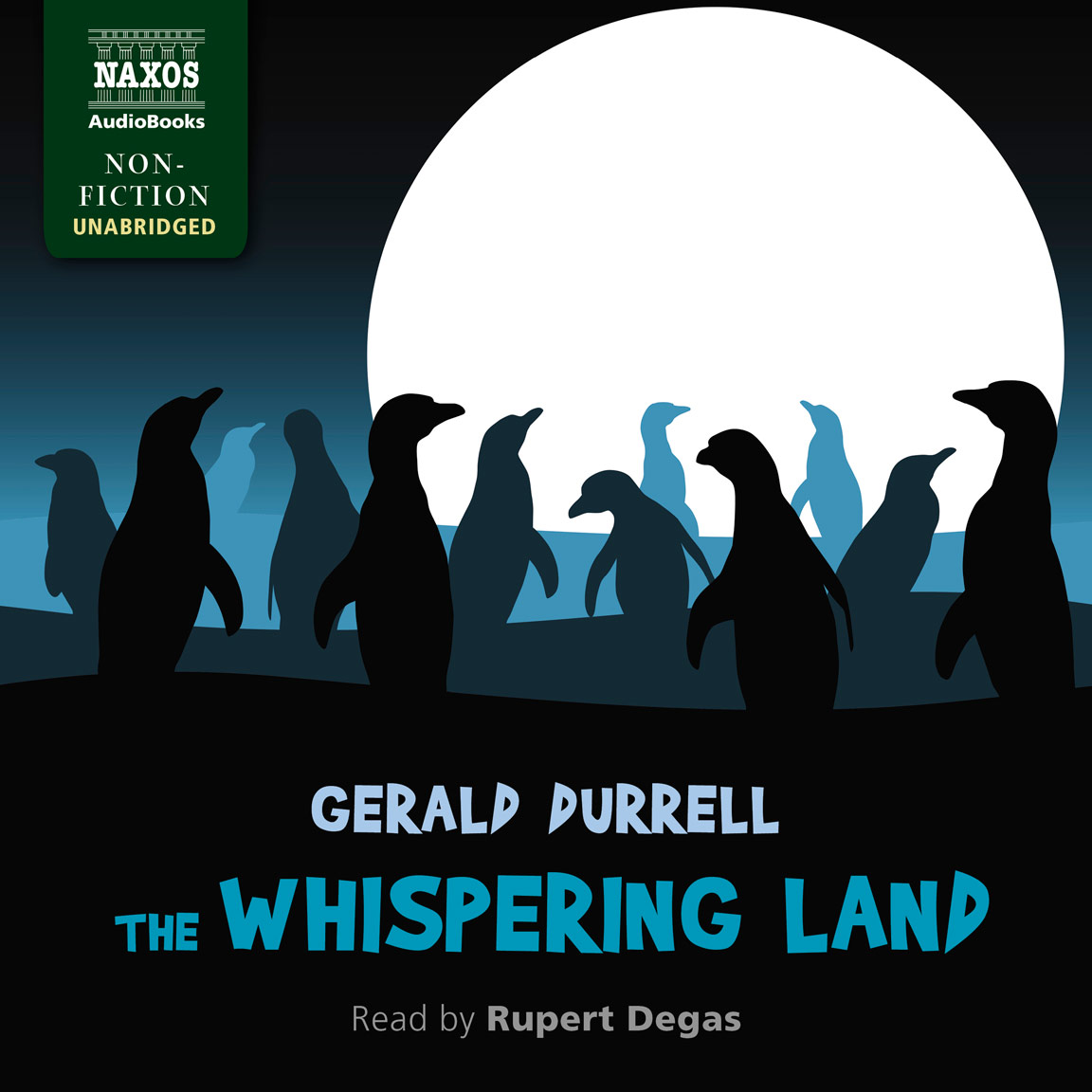 The Whispering Land (unabridged)