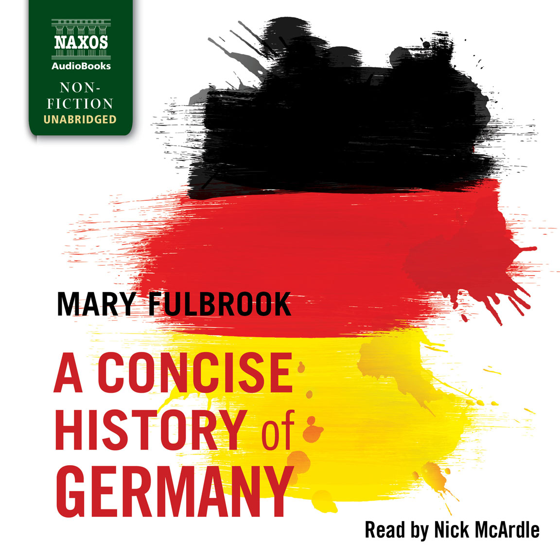A Concise History of Germany (unabridged)