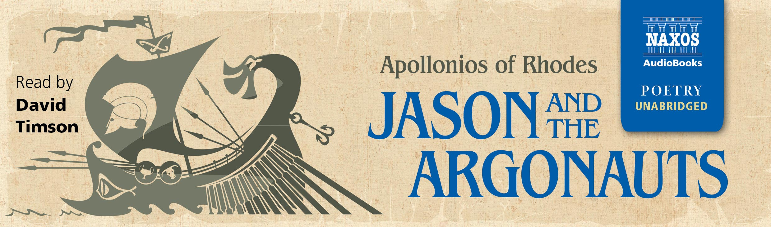 Jason and the Argonauts (unabridged)