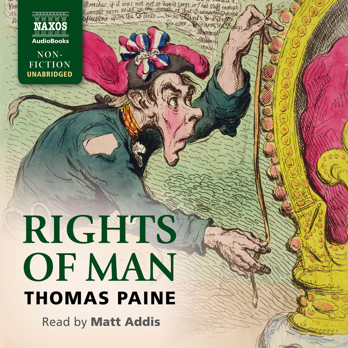 Rights of Man (unabridged)